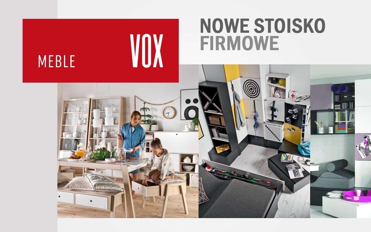 Zdjęcie główne #24 - Stoisko firmowe VOX Meble