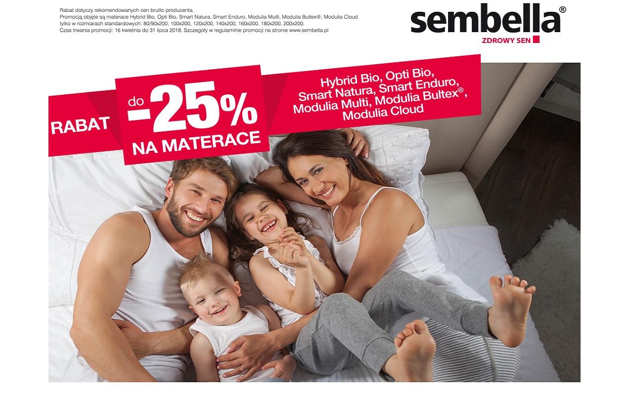 Zdjęcie główne #33 - MATERAC SEMBELLA TANIEJ DO -25%