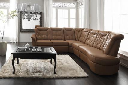 DAVARO - Sofa 3FL